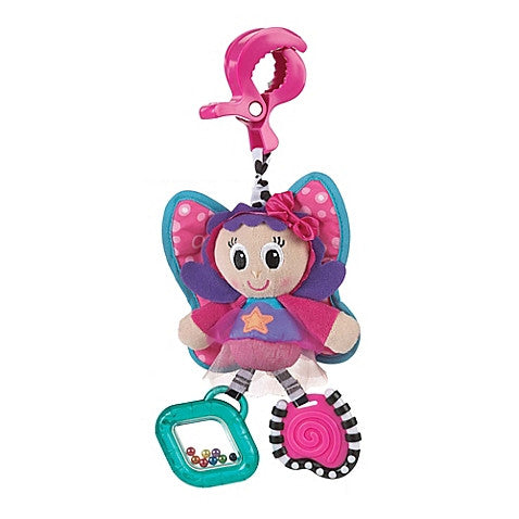 Playgro™ Dingly Dangly Floss the Fairy Activity Toy - Baby Strollers Center