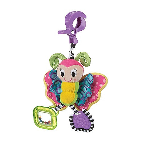 Playgro™ Dingly Dangly Blossom the Butterfly Activity Toy - Baby Strollers Center