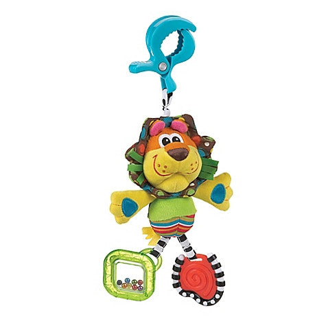 Playgro™ Dingly Dangly Roary the Lion Activity Toy - Baby Strollers Center