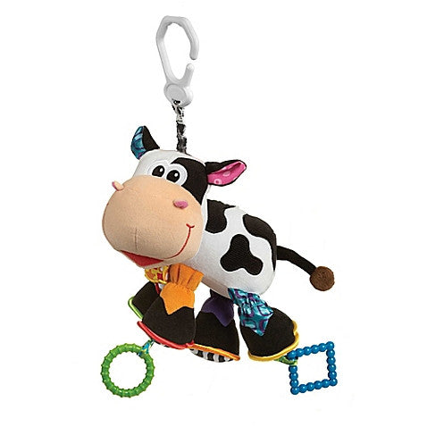 Playgro™ Camilla Cow Activity Toy - Baby Strollers Center