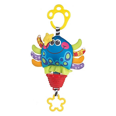 Playgro™ Musical Pullstring Octopus Toy - Baby Strollers Center