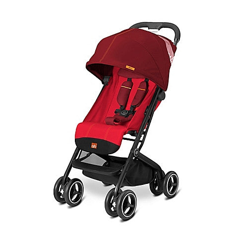 GB® Qbit Plus Stroller in Dragonfire Red - Baby Strollers Center