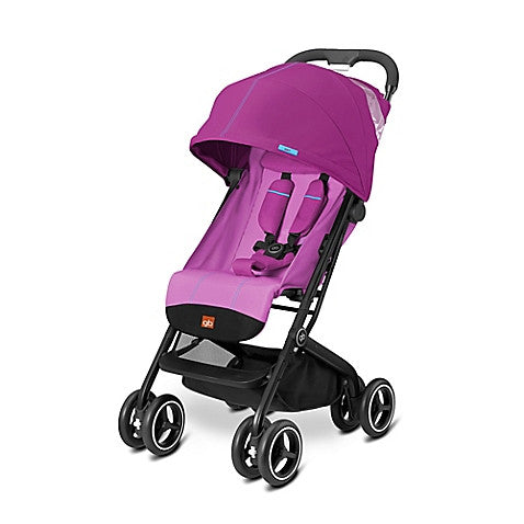 GB® Qbit Plus Stroller in Posh Pink - Baby Strollers Center