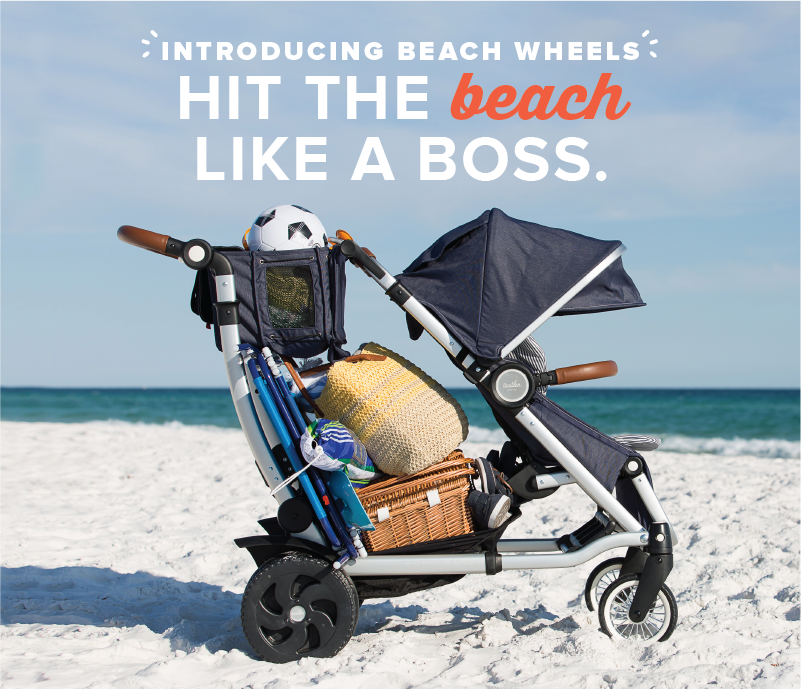 Austlen BABY co. Beach Wheels - Baby Strollers Center
