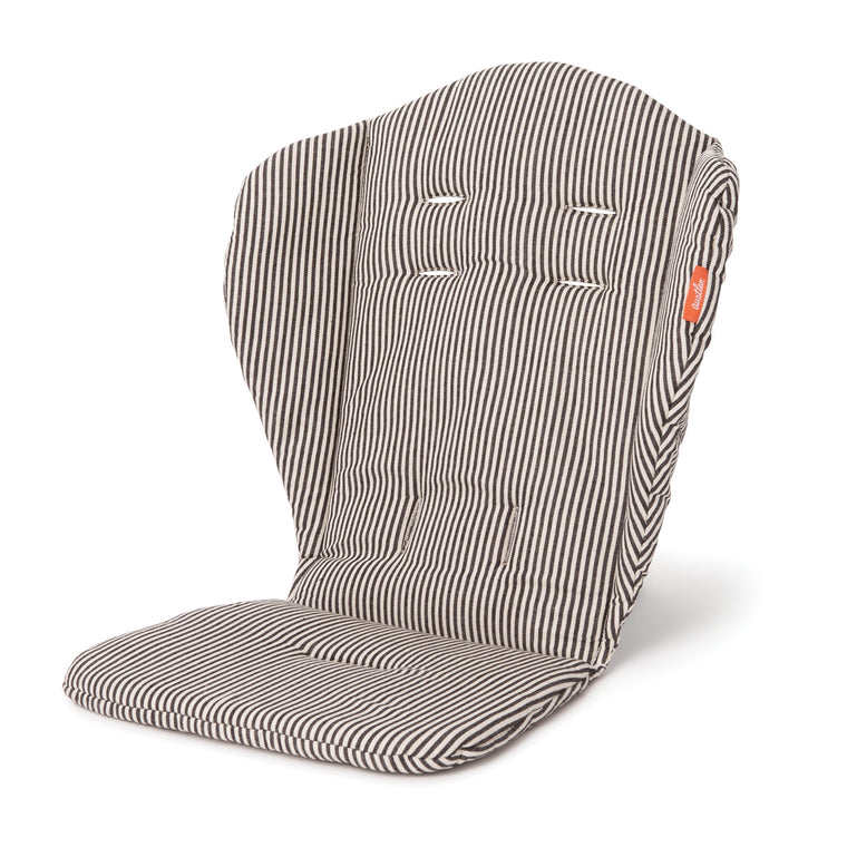 Austlen BABY co. Seat Liner - Primary Seat in Black Stripe - Baby Strollers Center