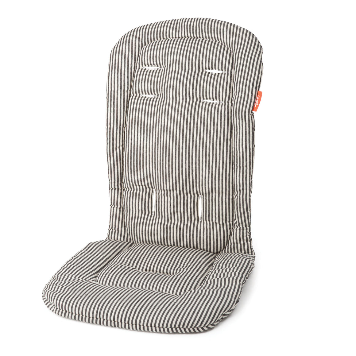 Austlen BABY co. Seat Liner - Second Seat in Black Stripe