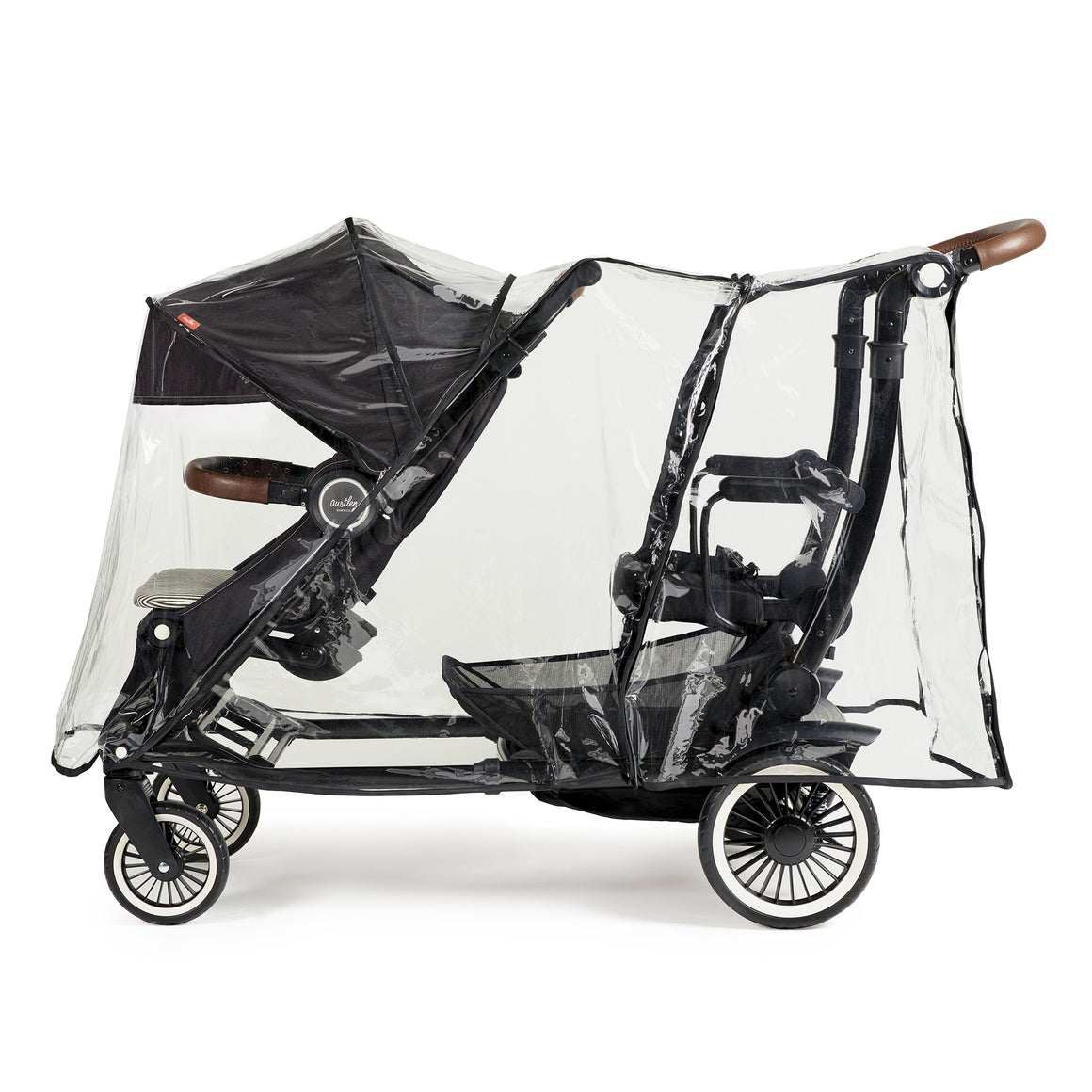 Austlen BABY co. Rain Cover - Primary - Baby Strollers Center