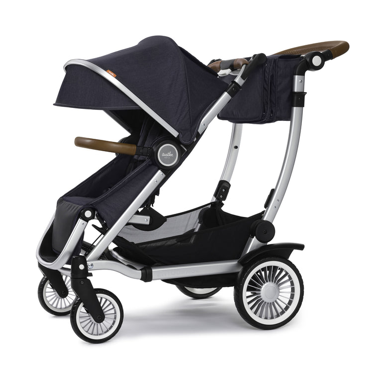 Austlen BABY co. Entourage Stroller - Navy - Baby Strollers Center