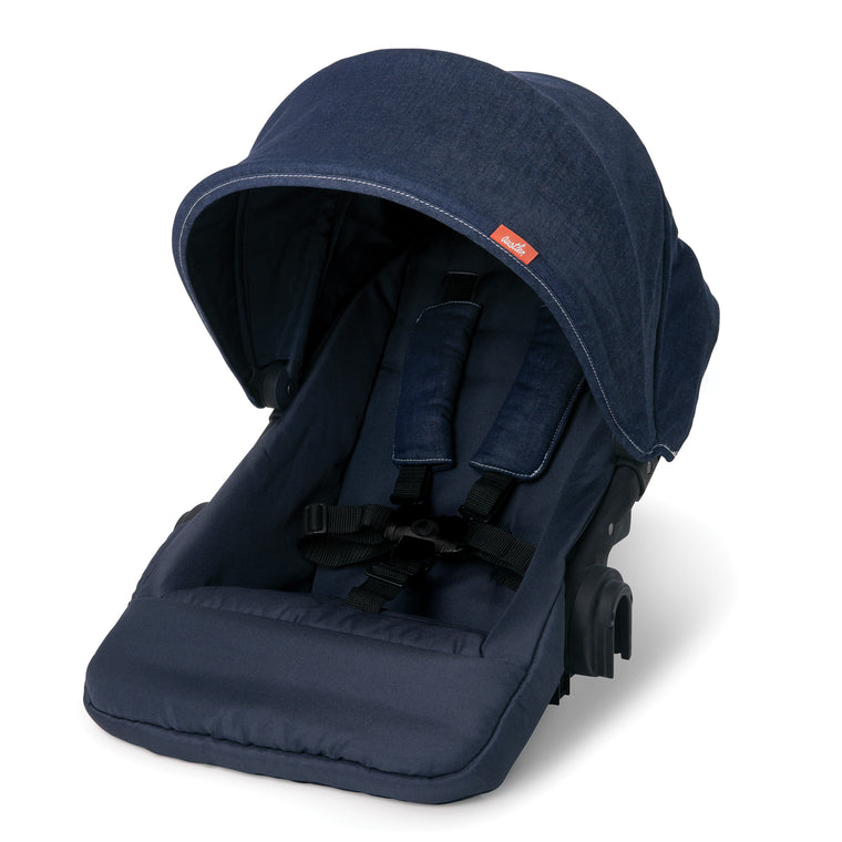 Austlen BABY co. Second Seat - Navy