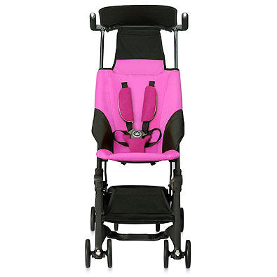 GB®  Pockit Stroller in Posh Pink - Baby Strollers Center
