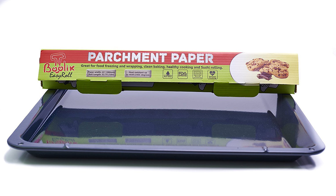 EasyRoll - Highest Quality Parchment Paper for Baking and Cooking