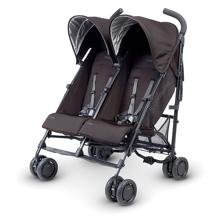 UPPAbaby® G-LINK Double Stroller in Jake - Baby Strollers Center