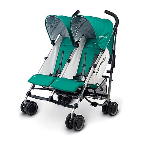 UPPAbaby® G-LINK Double Stroller in Ella - Baby Strollers Center
