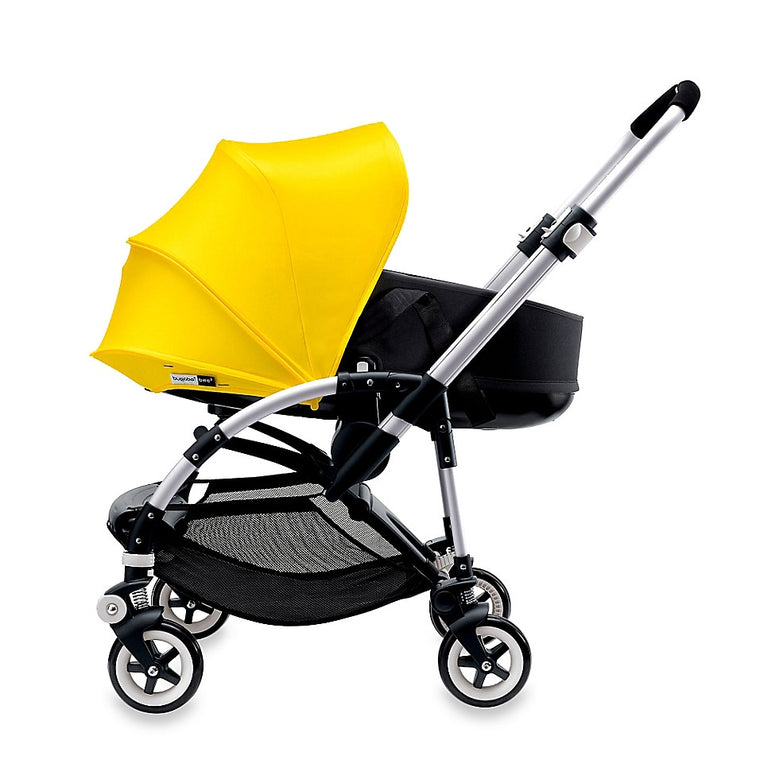 Bugaboo® Bee3 Stroller Base in Aluminum
