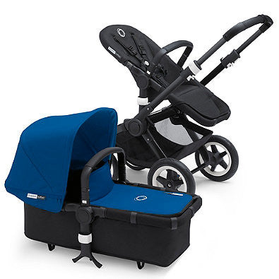 Bugaboo® Buffalo Base Stroller in Black - Baby Strollers Center