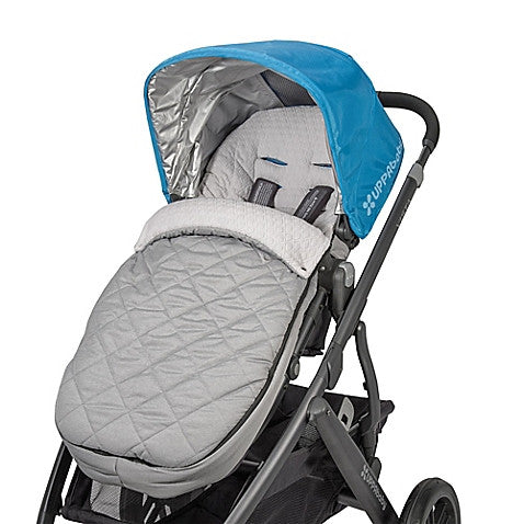 UPPAbaby® CozyGanoosh Footmuff in Pascal - Baby Strollers Center