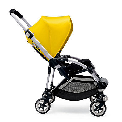 Bugaboo® Bee3 Stroller Base in Aluminum - Baby Strollers Center