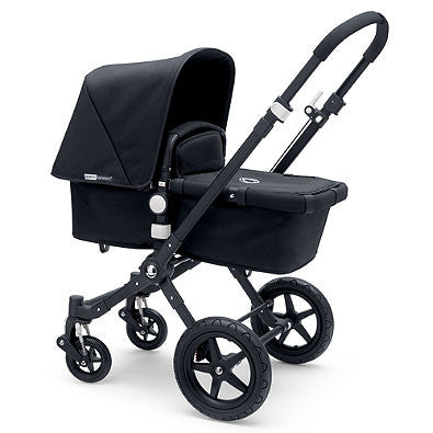 Bugaboo® Cameleon3 2015 Base Stroller in Black/Black - Baby Strollers Center