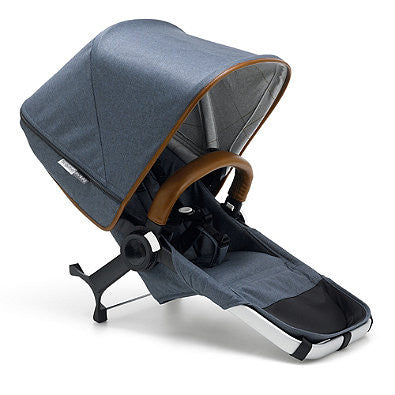 Bugaboo®Donkey Weekender Duo Extension Set in Blue