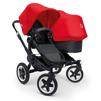 Bugaboo®Donkey 2016 Base Stroller in Black - Baby Strollers Center