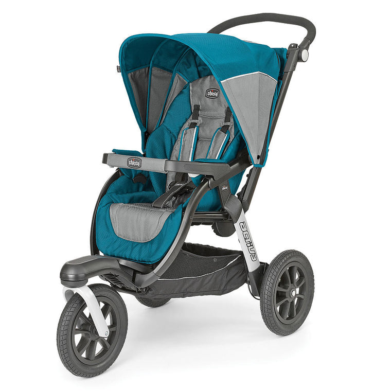 Chicco Activ3® Jogging Stroller - Polaris - Baby Strollers Center