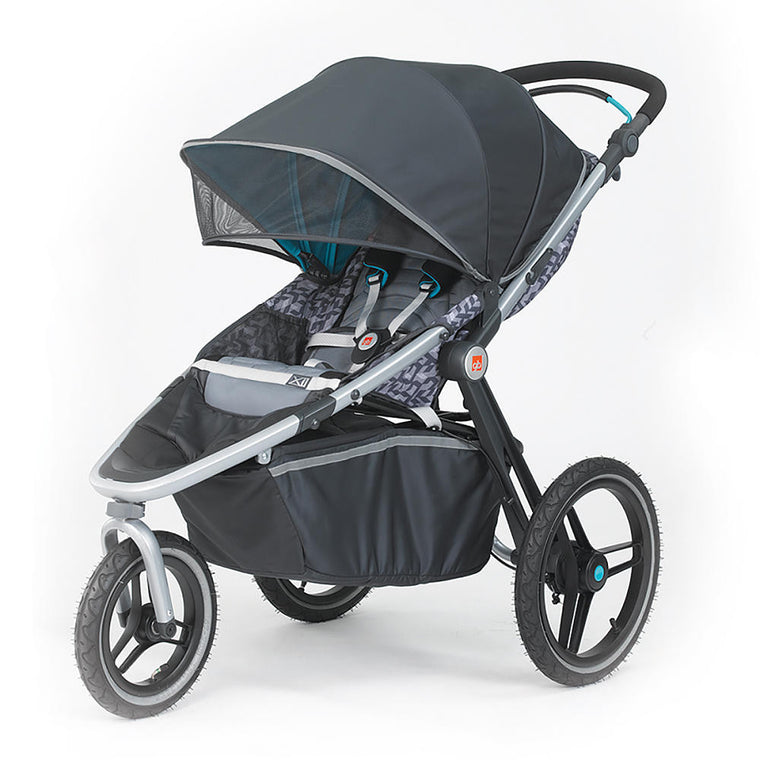 GB® X1 Urban Runner Jogging Stroller - Volt