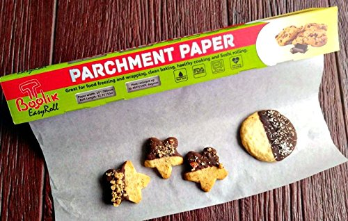 EasyRoll - Highest Quality Parchment Paper for Baking and Cooking - Baby Strollers Center