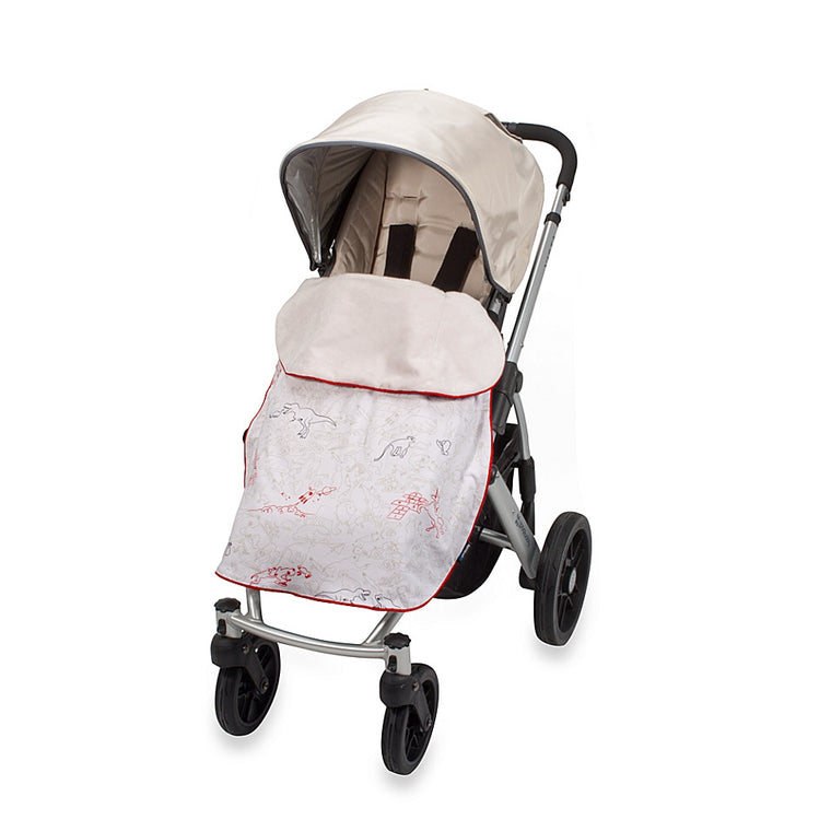 UPPAbaby® StrollerBlankie in Imagination - Baby Strollers Center