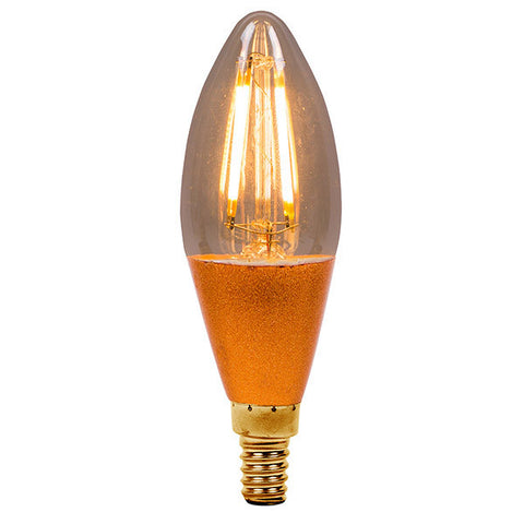 BELL Lighting Vintage 4W LED Candle Bulb 01451 / 01453 / 01454