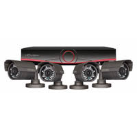 ESP DigiviewHD 1080P CCTV Kit 4 Channel Full HD 500GB Bullet FHDV4KB