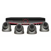 ESP DigiviewHD 1080P CCTV Kit 4 Channel Full HD 500GB Dome FHDV4KD