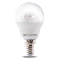 Renesola LED Golf Ball Bulb 6W 470lm E14 Clear Non Dim WW RG45006R0201