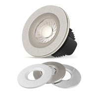 Phoebe LED Spectrum All In One LED Downlight 10W White Halo 9424