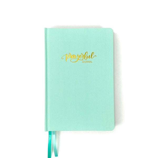 Prayerful Journal - Mint