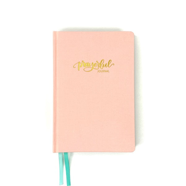 Prayerful Journal - Pink