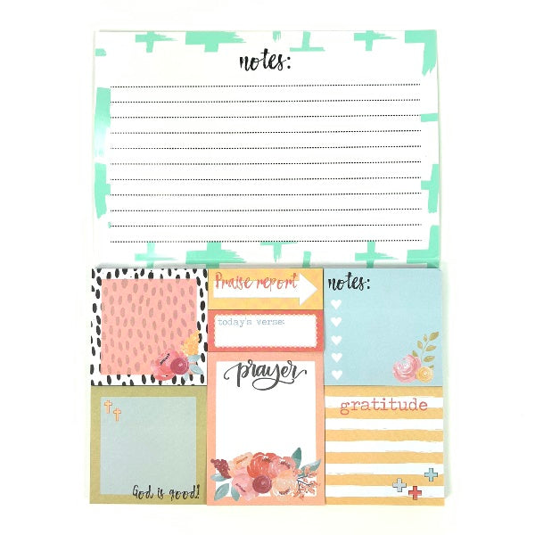 NEW Prayerful Planner Sticky Note Set