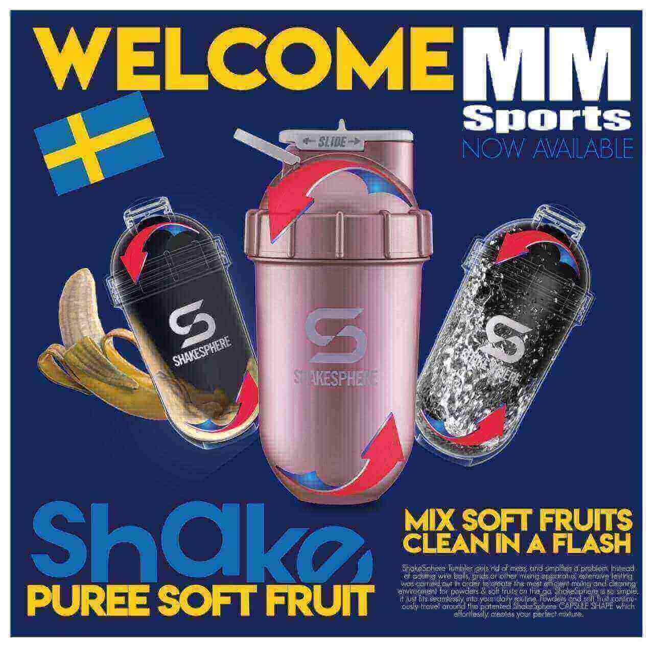 Welcome MM Sports Sweden