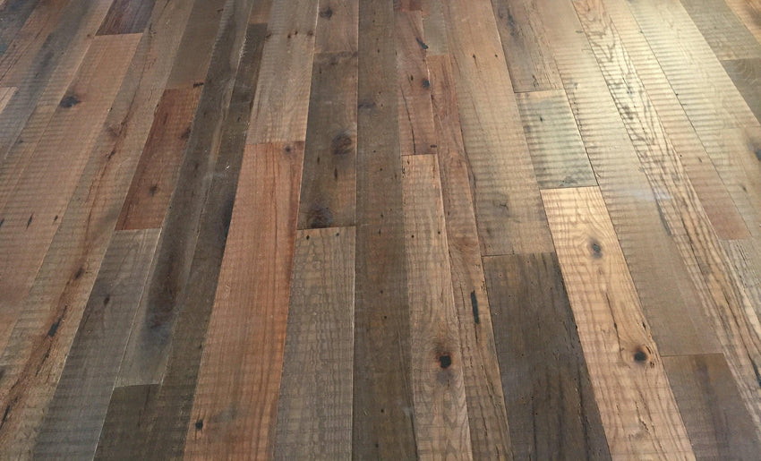 Reclaimed Barn Wood Domestic Oak Flooring, Reclaimed Wood Flooring, Antique Barrel Collection