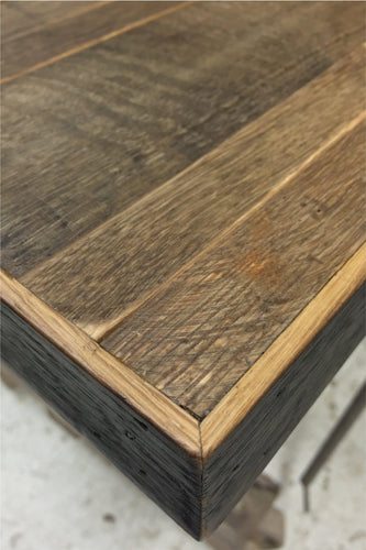 Coopersmark whiskey barrel table top