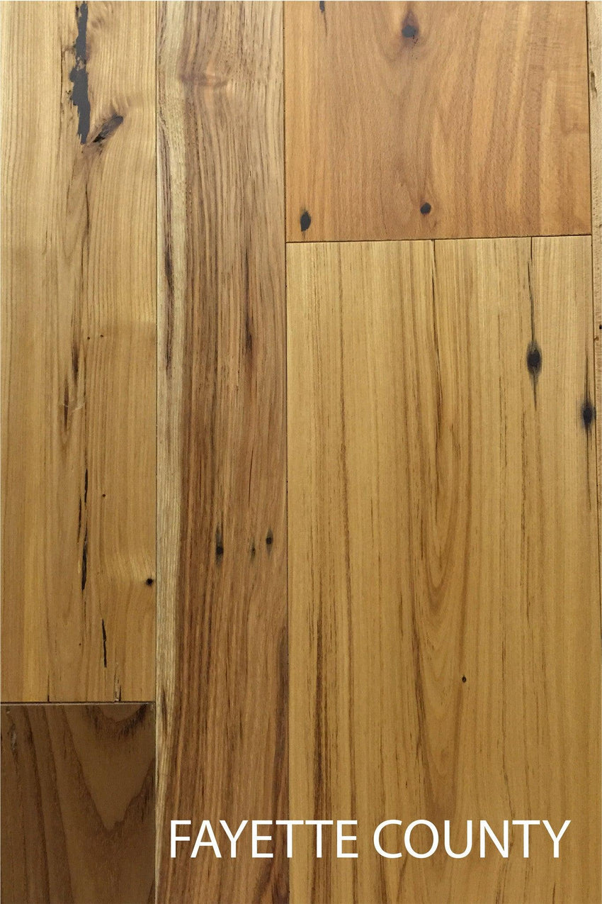 1sf Reclaimed Barn Wood Mixed Hardwoods Floor Sample
