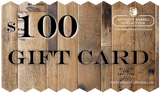 Antique Barrel Collection Gift Card