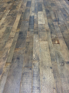 Coopersmark Whiskey Barrel Oak Flooring Sample