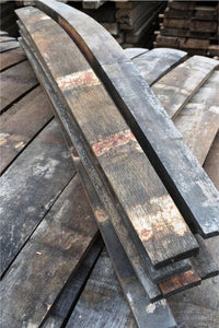 used wine barrel cask staves for sale
