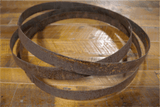 Whiskey Barrel Metal Hoop Band Rings 6 Pack, Whiskey Barrel, Antique Barrel Collection