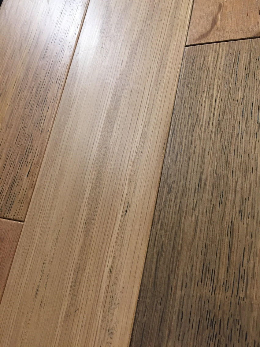 Wine Barrel Wood Floor