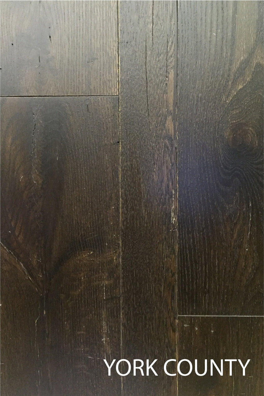 York County Heirloom Domestic Oak Reclaimed Barn Wood Flooring