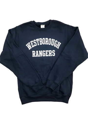 Traditional Westborough Rangers Crewneck Sweatshirt