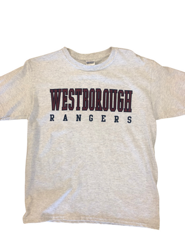 Short Sleeve WESTBOROUGH RANGERS Cotton T-Shirt