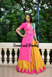 Beautiful Lehenga & Blouse From Our Traditions Of India Collection - SALE370
