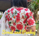 Gulbaag Hand Embroidered Blouse - BL00016